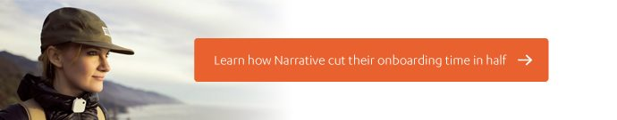 Learn How Narrative Cut Their User Onboarding Time In Half