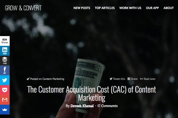 CAC article