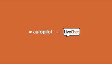 image from Introducing LiveChat & Autopilot: automate follow up after your real-time conversations