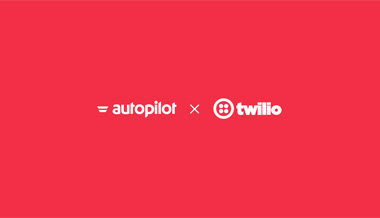 image from Introducing conversational SMS marketing automation with Twilio & Autopilot