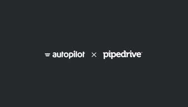 image from Five ways Autopilot and Pipedrive can save you time
