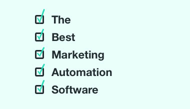 image from Companies using marketing automation software report an 80 percent increase in leads